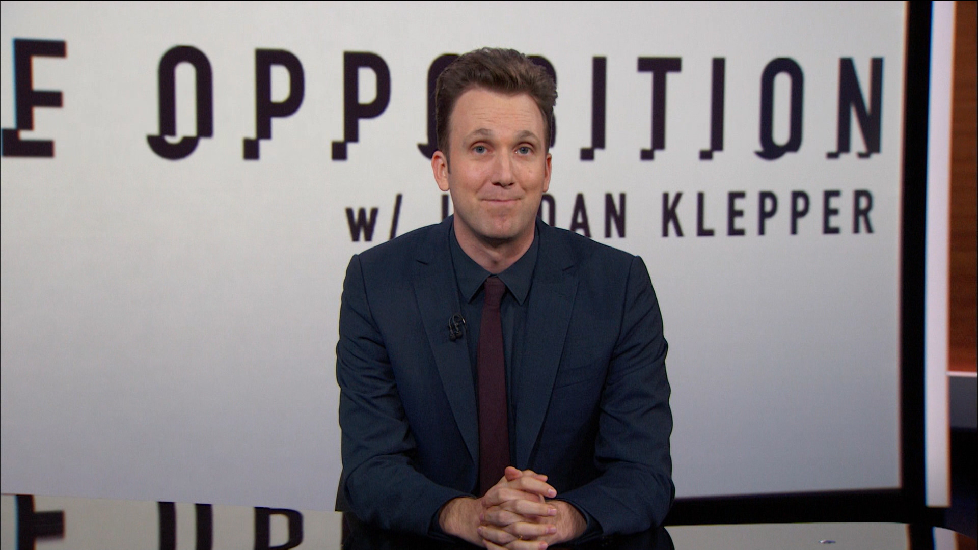 - INTRODUCING THE OPPOSITION W/ JORDAN KLEPPER