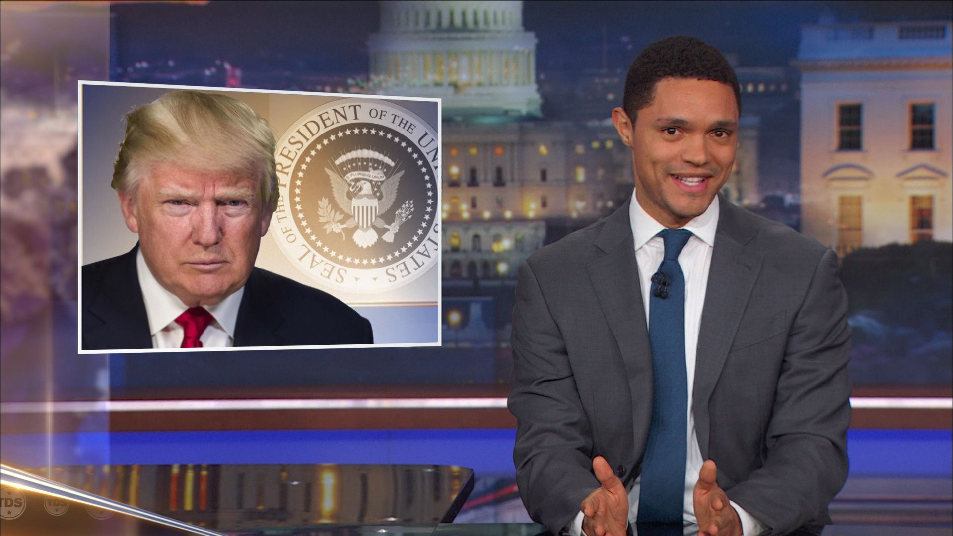 The Daily Show with Trevor Noah - January 16, 2018 - Ricky Martin | Comedy Central