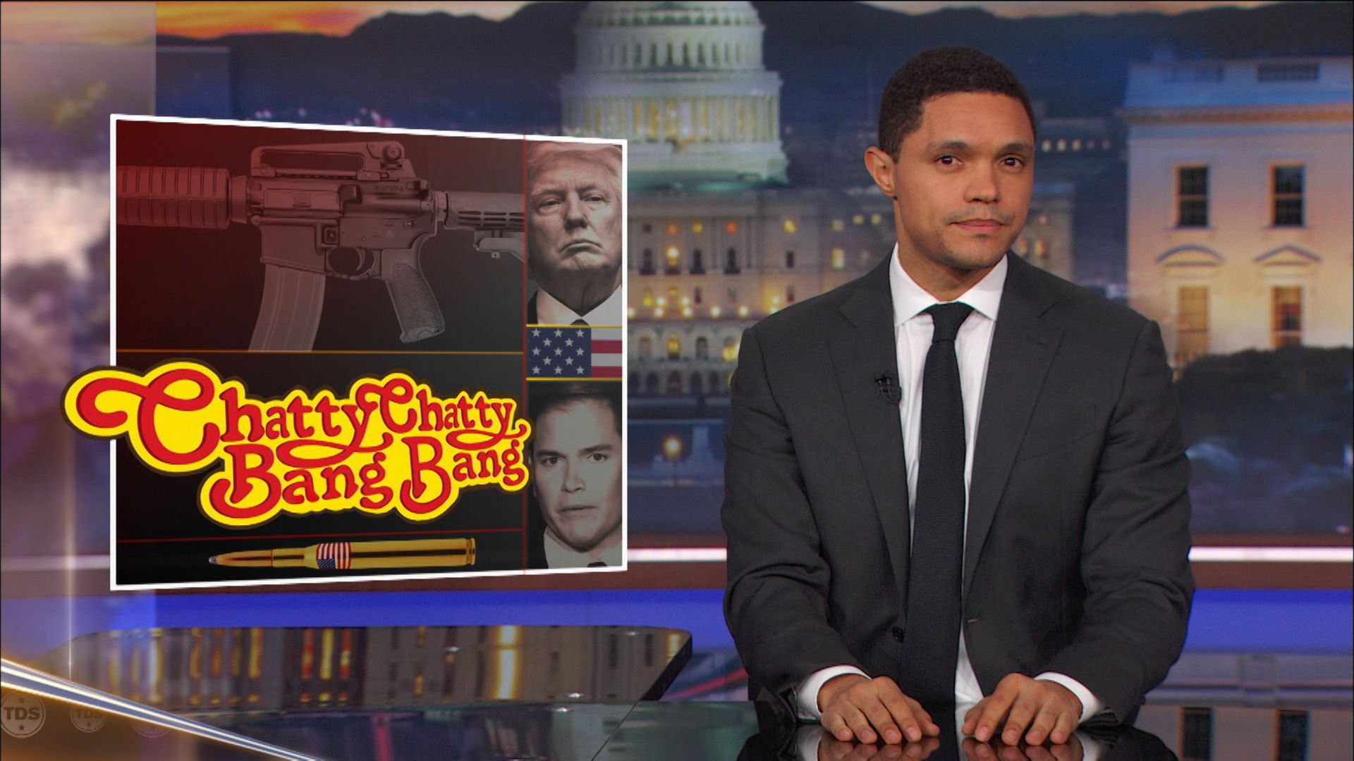The Daily Show with Trevor Noah - Extended - February 22, 2018 - Lupita Nyong'o   Comedy Central