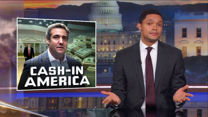 The Daily Show with Trevor Noah - Extended - May 10, 2018 - Joaquin Castro  - Full Episode | Comedy Central
