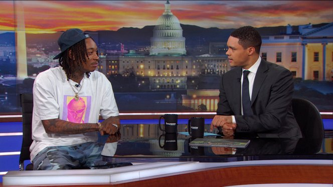 Wiz khalifa rolling papers 2 is a full course meal extended wiz khalifa rolling papers 2 is a full course meal extended interview the daily show with trevor noah video clip comedy central malvernweather Image collections