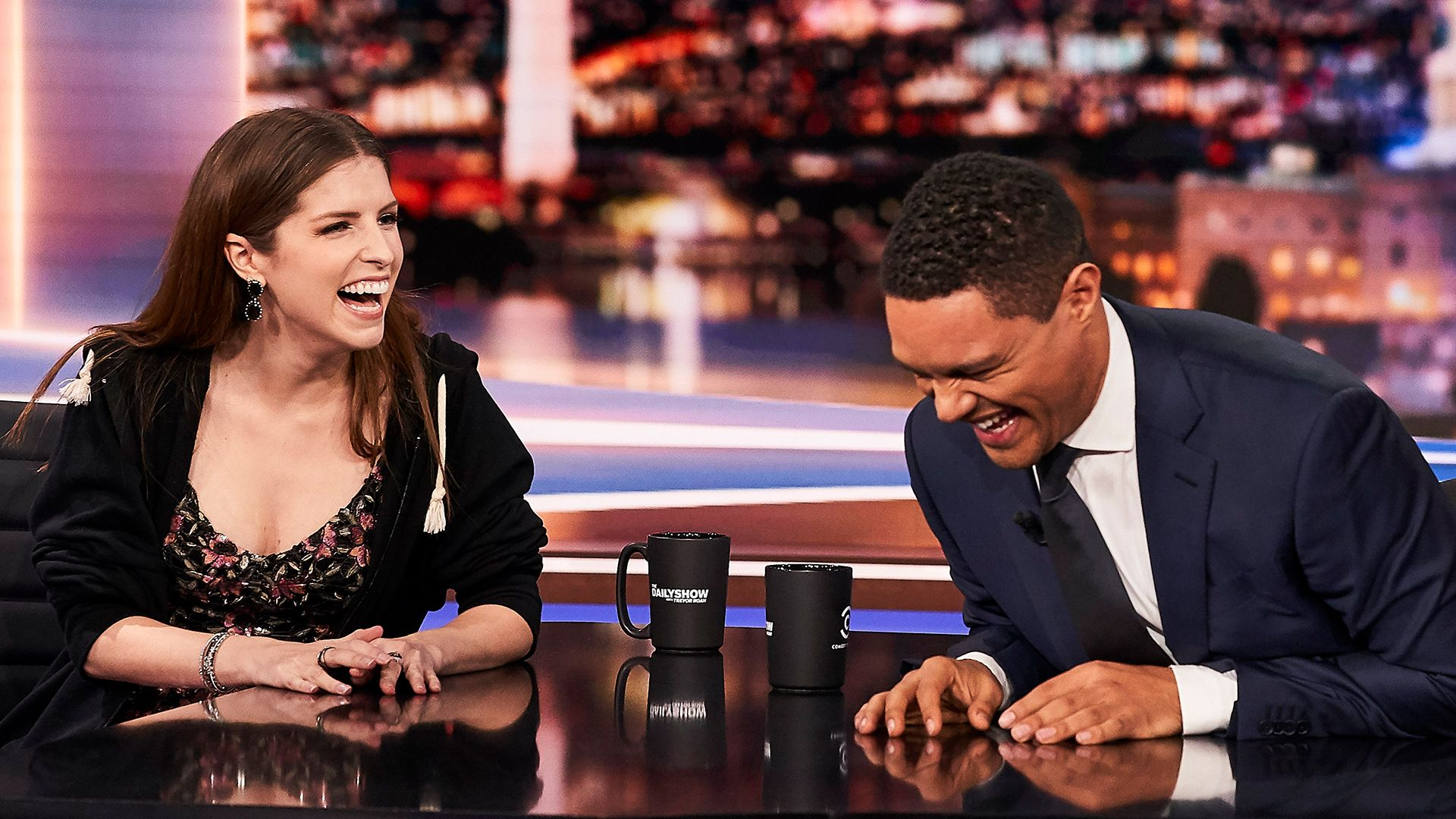 All About Anna Uncensored between the scenes - anna kendrick is an audience member's