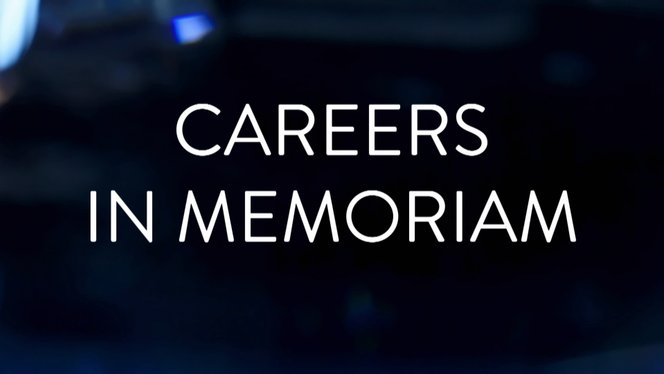 Careers in Memoriam - The Daily Show with Trevor Noah (Video Clip) | Comedy  Central