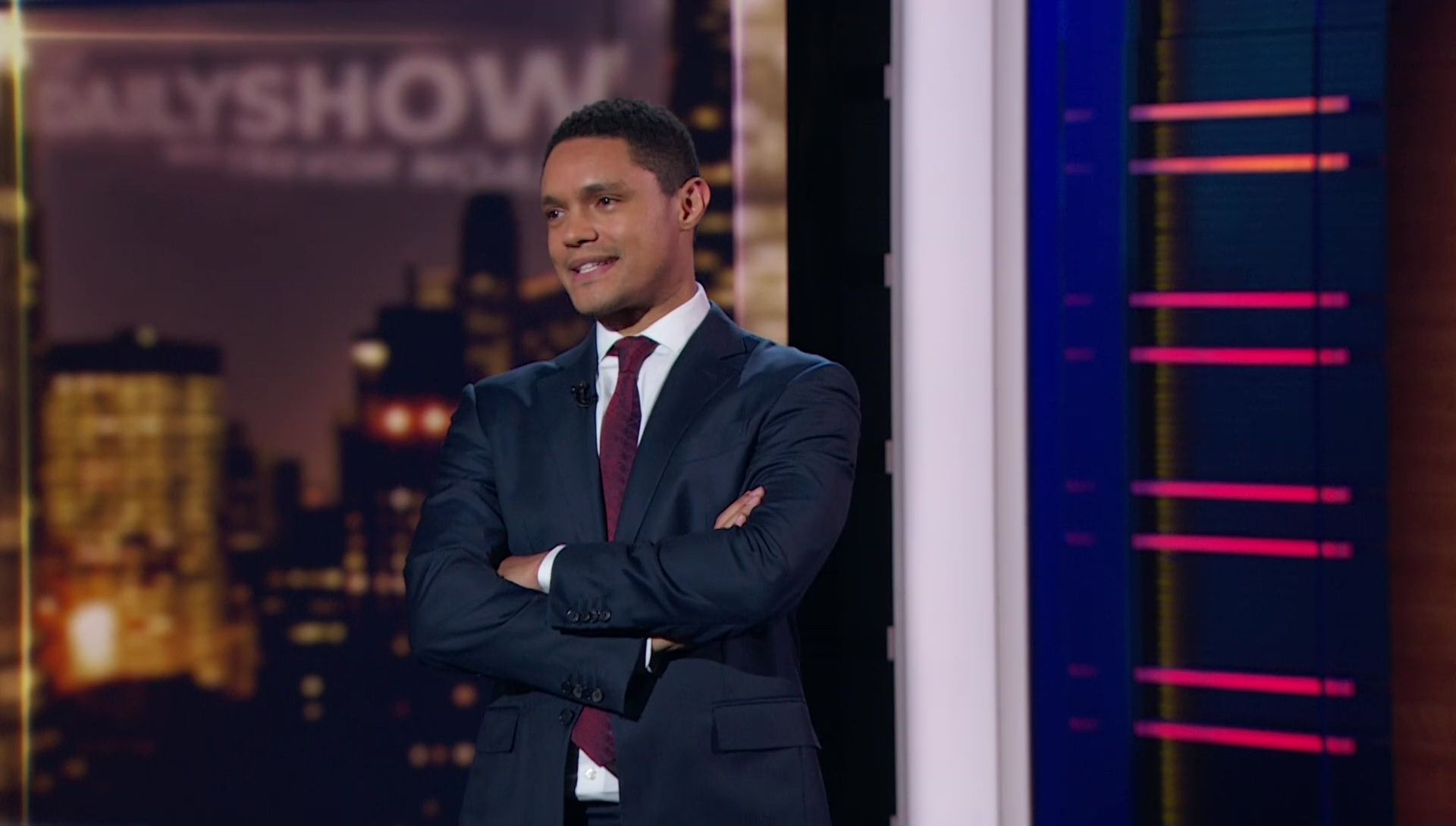 between the scenes daily show