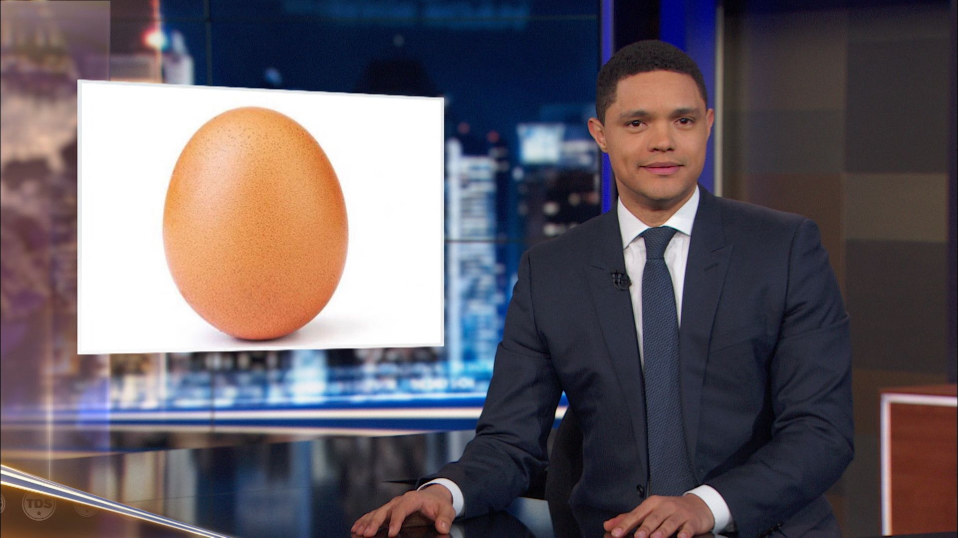 L.A. Teachers' Strike, the Egg that Broke Instagram & China's Historic Moon Landing - The Daily Show with Trevor Noah (Video Clip)