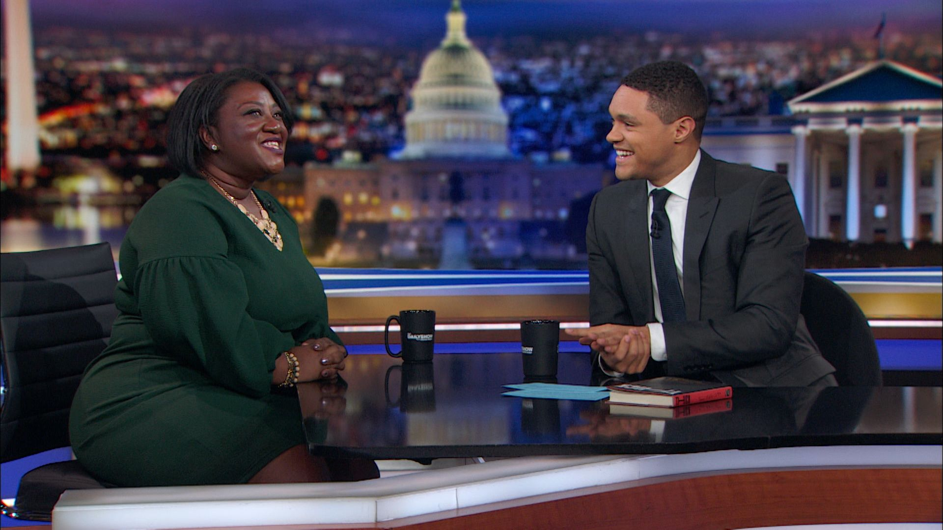"""Tressie McMillan Cottom - Embracing Nuance and Upending Stereotypes of Black Womanhood with """"Thick"""" - The Daily Show with Trevor Noah (Video Clip)"""
