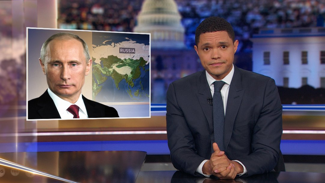 0f3cb691a1f The Daily Show with Trevor Noah - Series