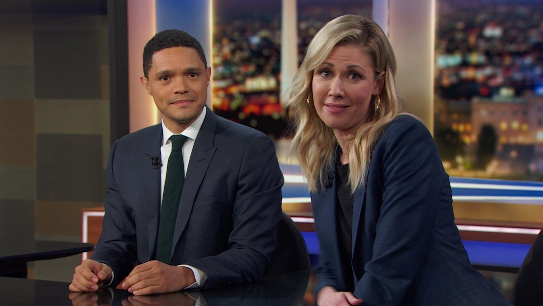 c4b024b8558f The Daily Show with Trevor Noah - Series
