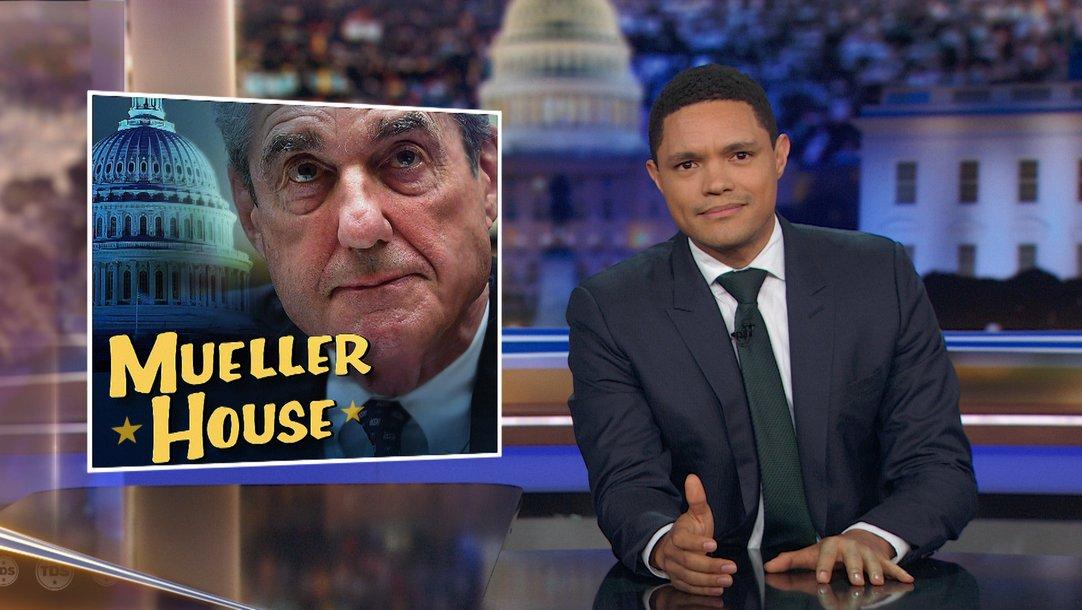 Desi Lydic - Robert Mueller's Long-Awaited Capitol Hill