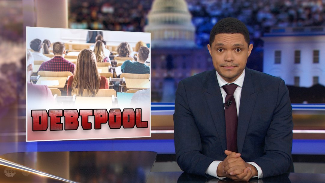 Best Comedy Series 2020 The Daily Show with Trevor Noah   Extended   July 25, 2019