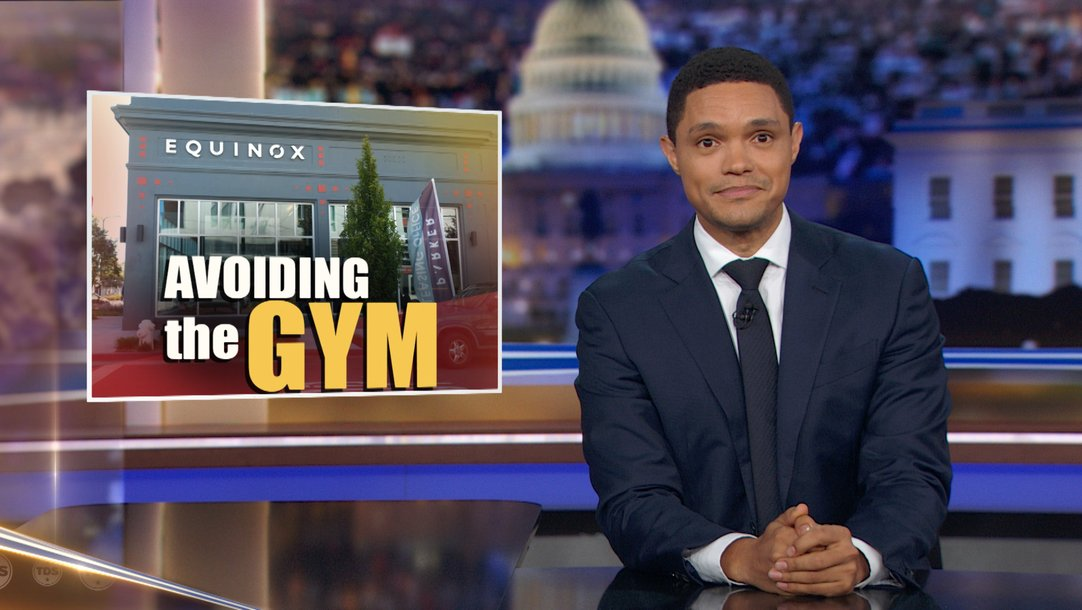 The Daily Show with Trevor Noah - Series   Comedy Central Official
