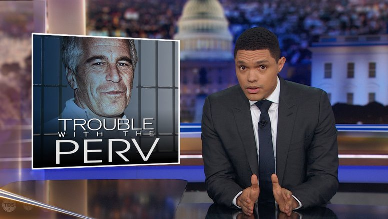 The Daily Show with Trevor Noah - Series | Comedy Central Official