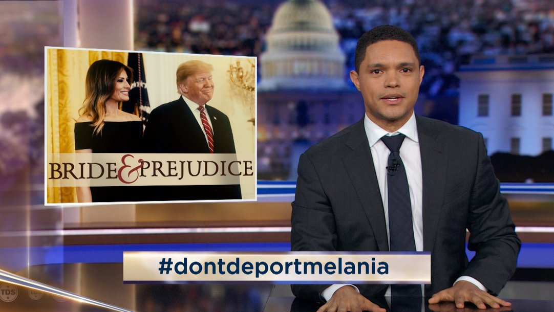 Best Comedy Shows 2020 The Daily Show with Trevor Noah   August 14, 2019   Bill de Blasio