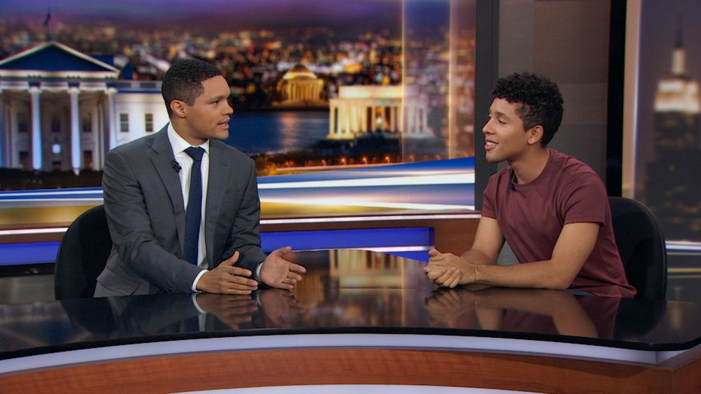 The Daily Show with Trevor Noah - Extended - September 4