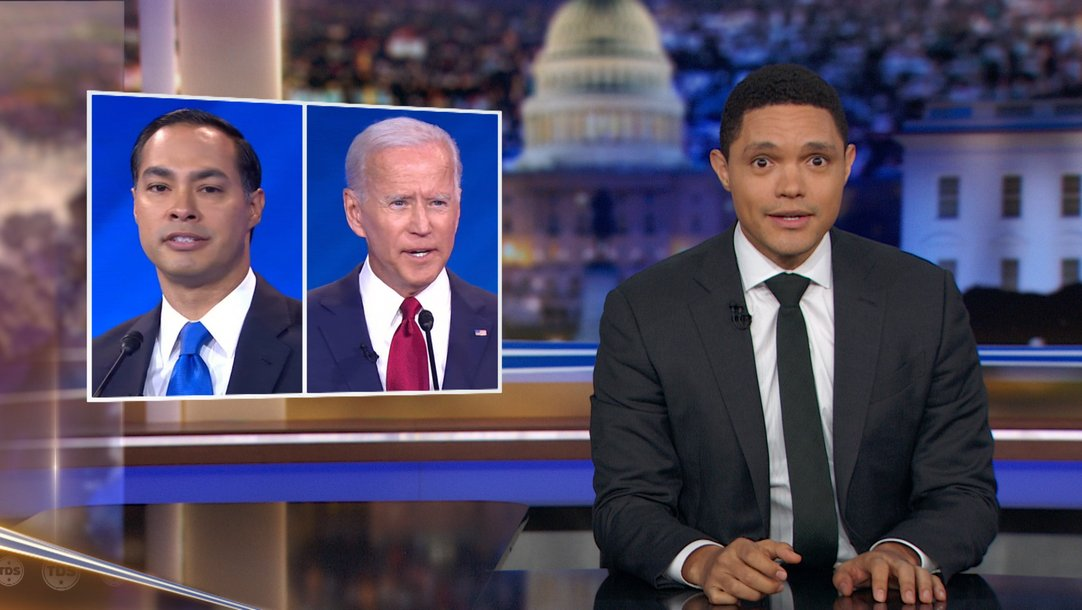 The Daily Show with Trevor Noah - Series | Comedy Central
