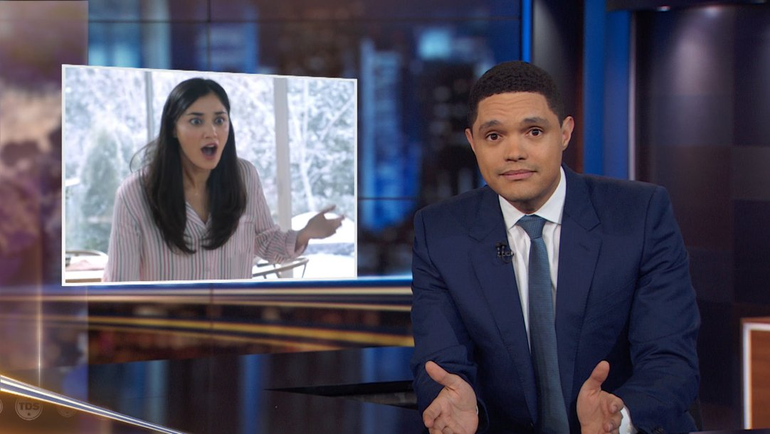 The Daily Show Episodes 2020.Highlight Mark Zuckerberg S Secret Meeting With Trump
