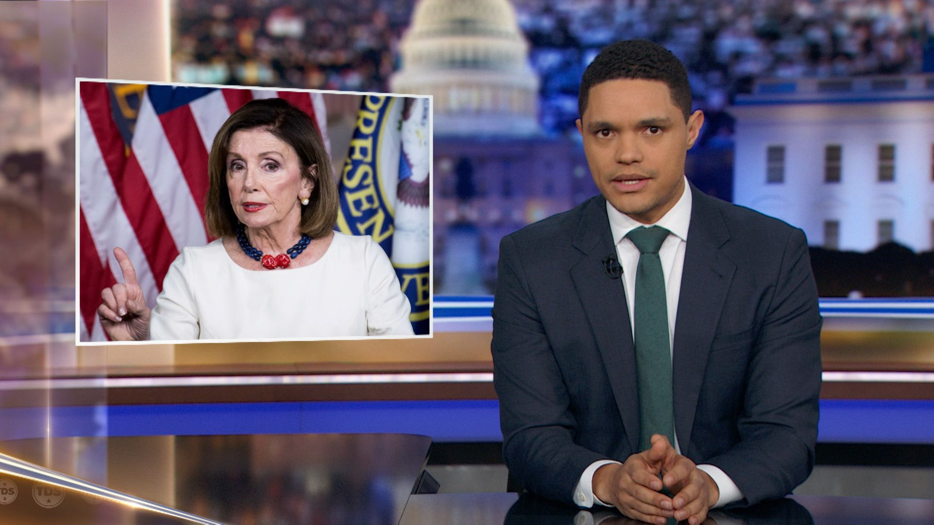 The Daily Show Episodes 2020.The Daily Show With Trevor Noah Extended December 5