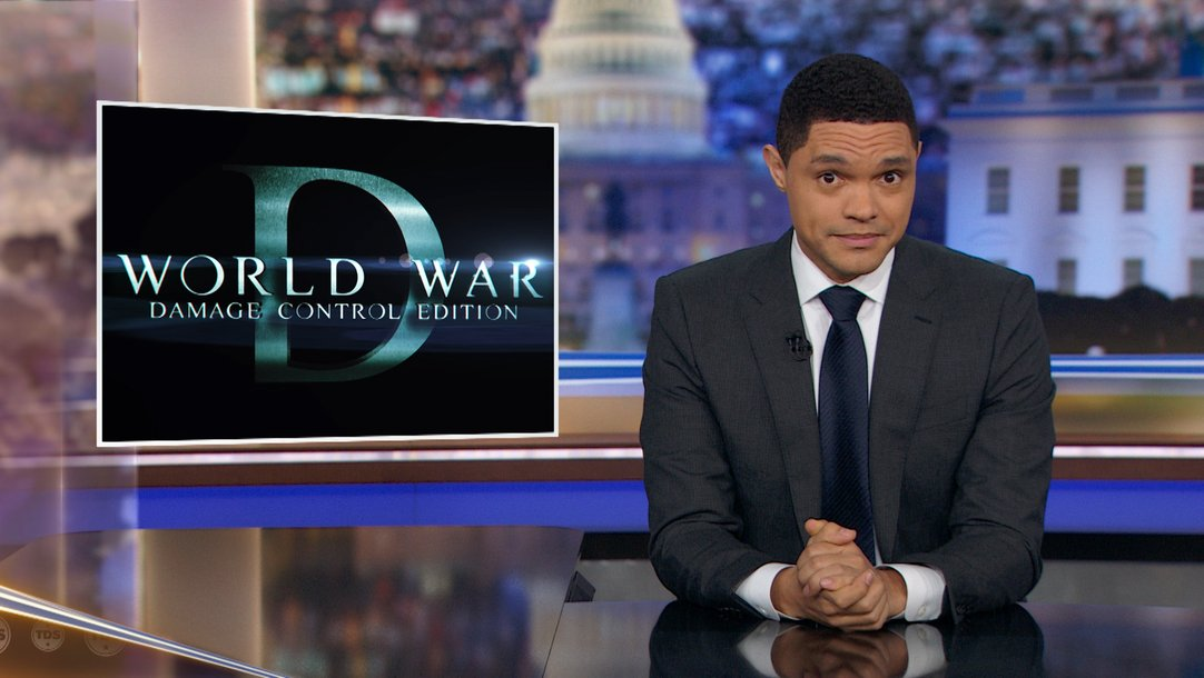 The Daily Show Episodes 2020.The Daily Show With Trevor Noah Extended December 9