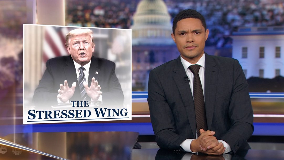 Image result for daily show with trevor noah wikipedia