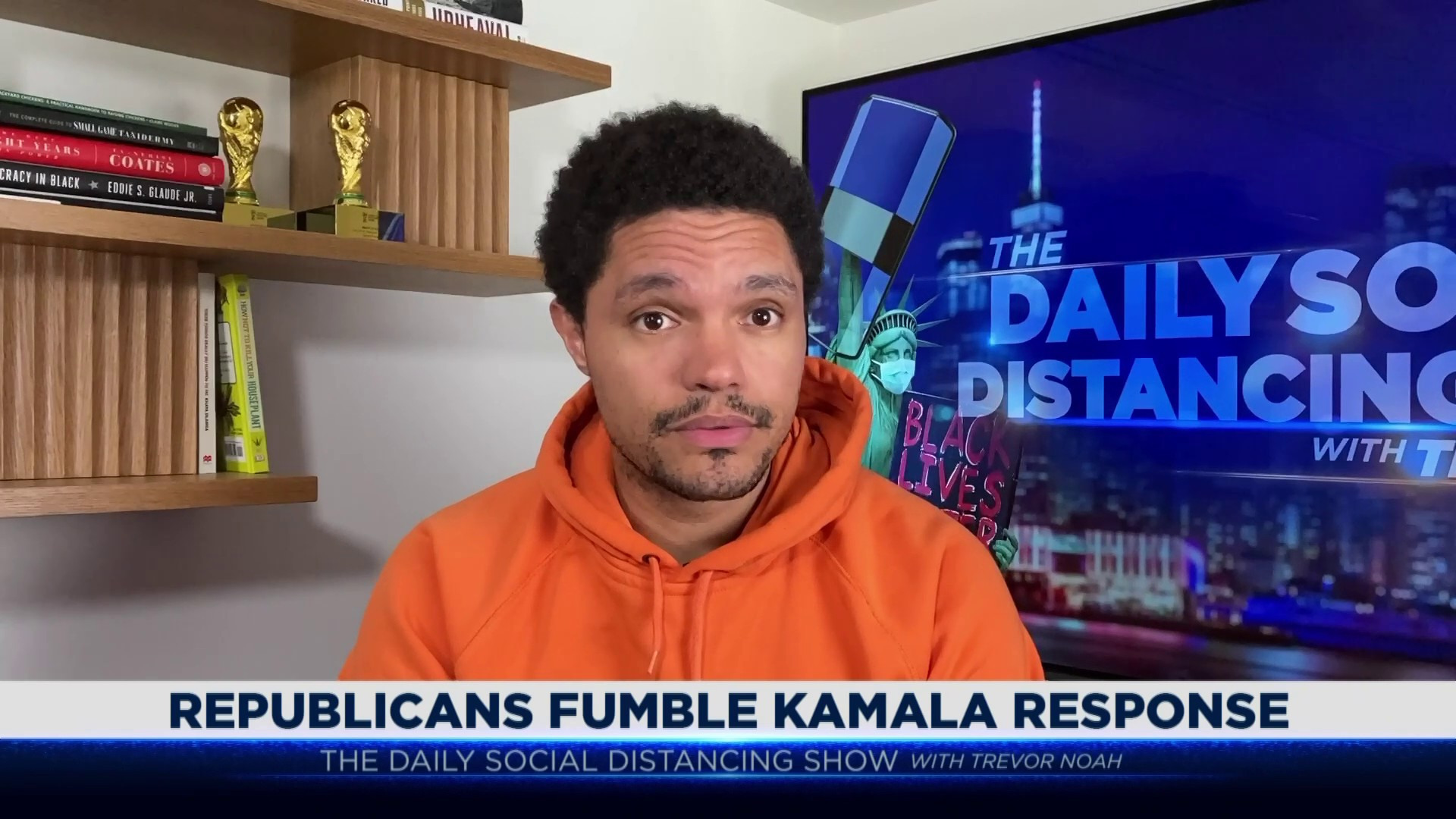 August 12, 2020 - W. Kamau Bell