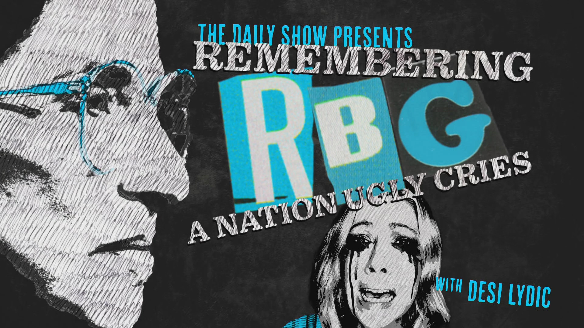 Remembering RBG - A Nation Ugly Cries with Desi Lydic