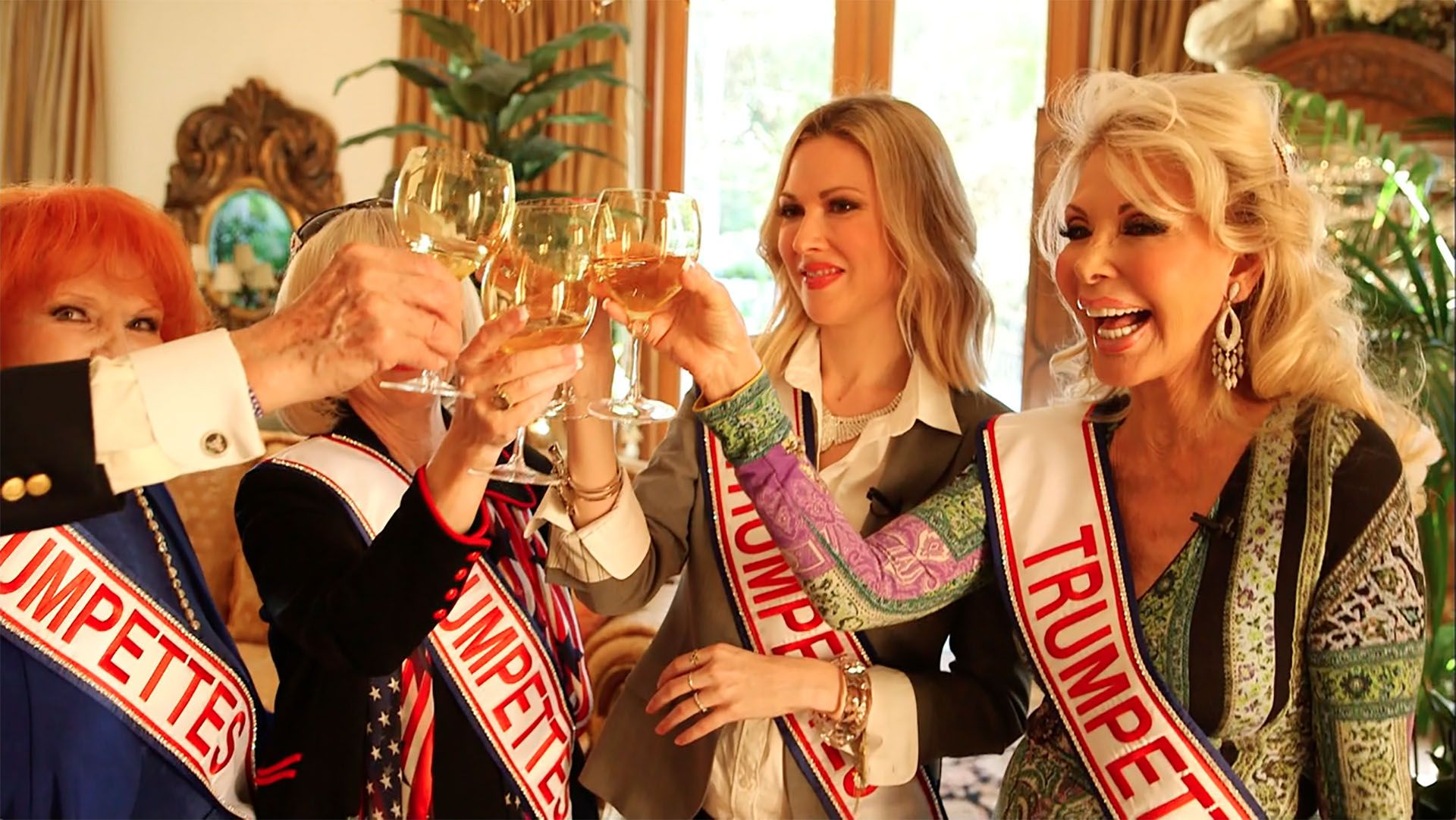 Embed with Desi - Meet the Trumpettes - The Daily Show ...