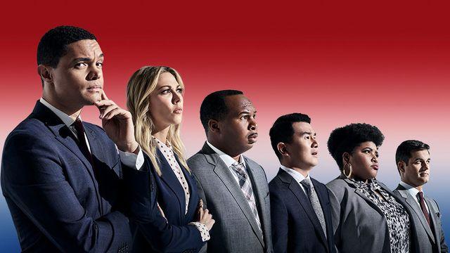 News Team Comedy Central