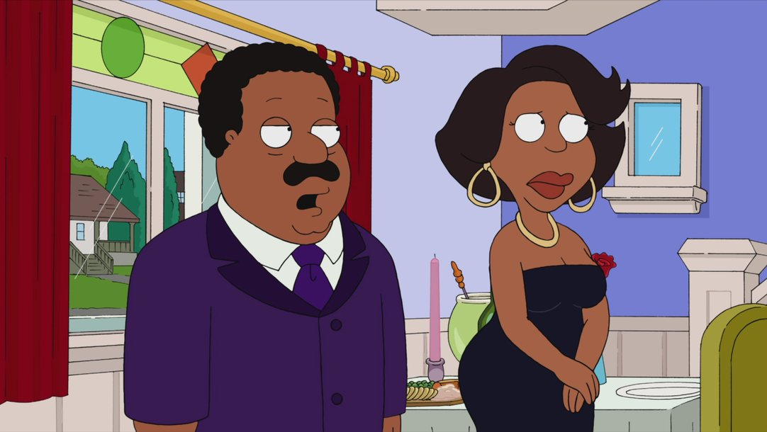 The Cleveland Show - Season 2, Ep. 2 - Cleveland Live! - Full ...