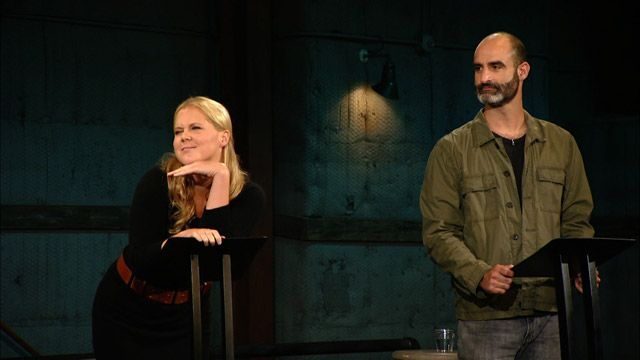 Chelsea Peretti, Amy Schumer & Brody Stevens Get Burned - The Burn with Jeff Ross (Video Clip)