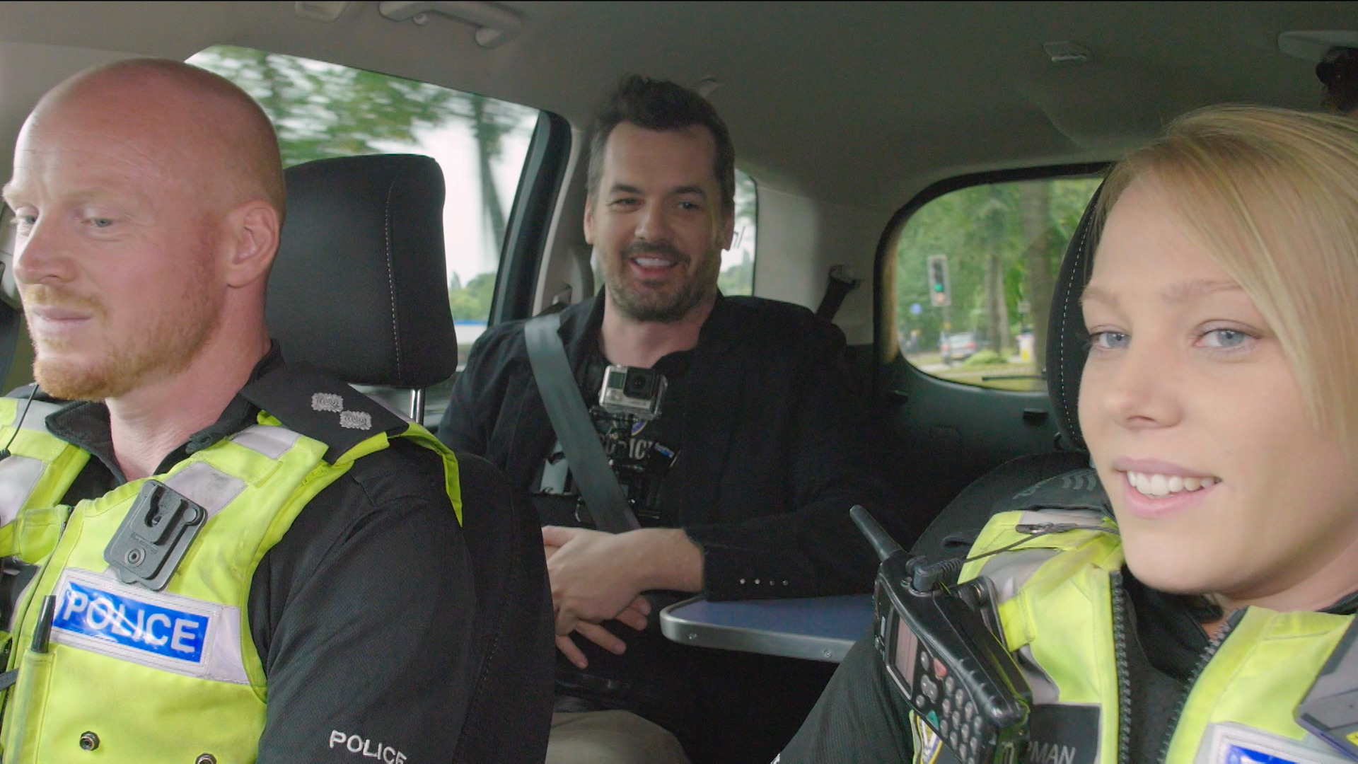 September 19, 2017 - Jim's Police Ride-Along