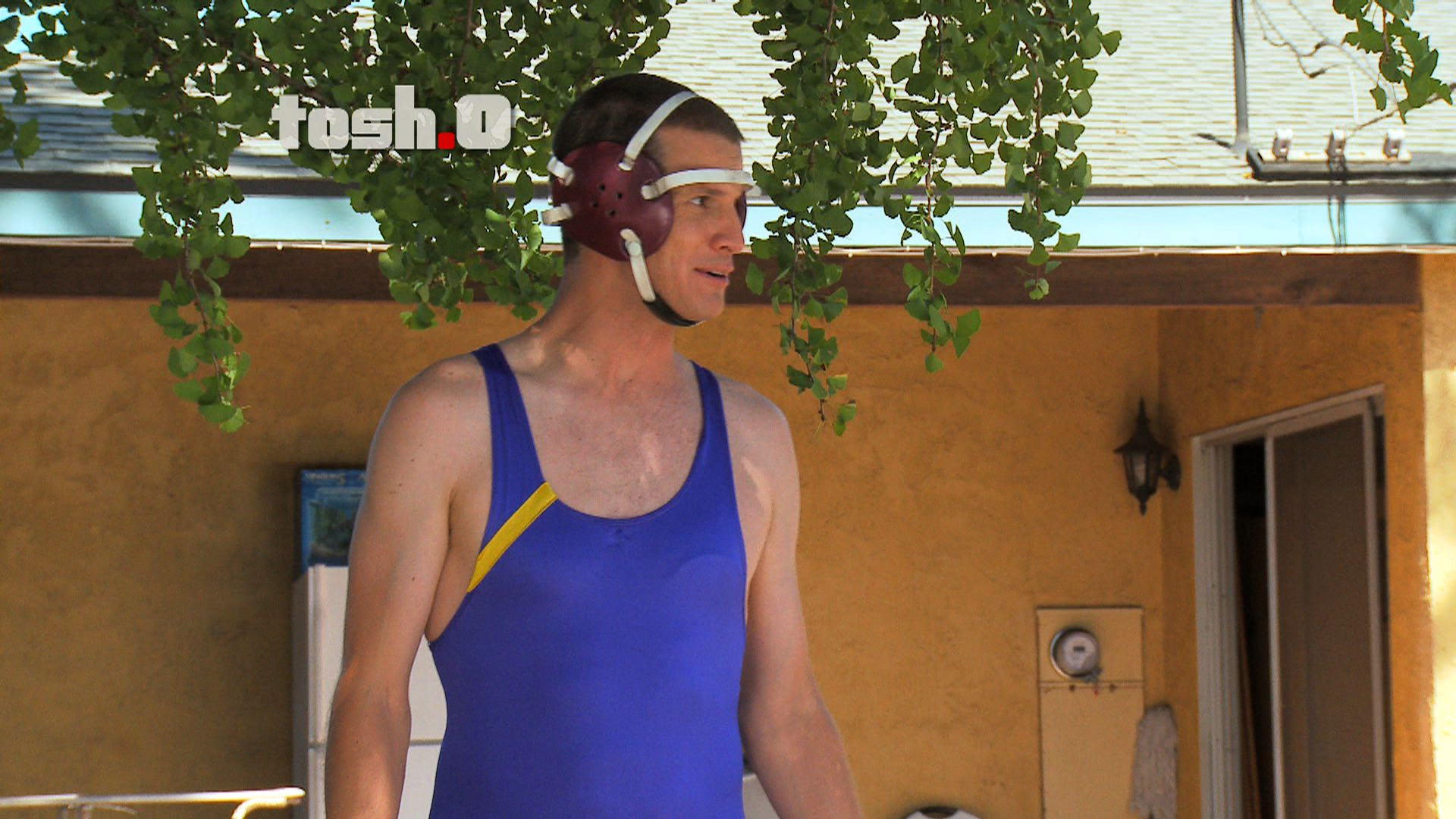 web redemption backyard wrestler tosh 0 comedy central