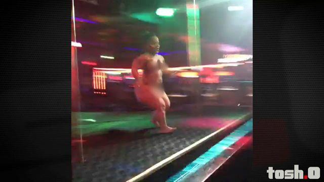Tosh 0 stripper