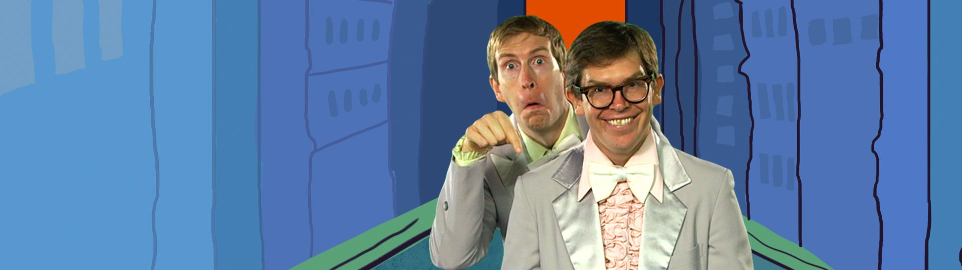 The Walsh Bros. Great and Secret Comedy Show on FREECABLE TV
