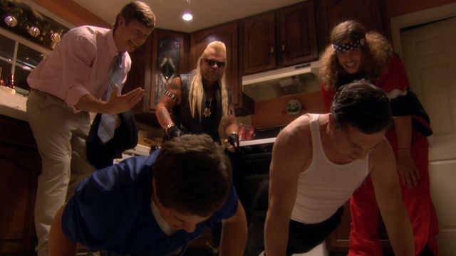 Celebrity Impersonator Party - Workaholics (Video Clip ...