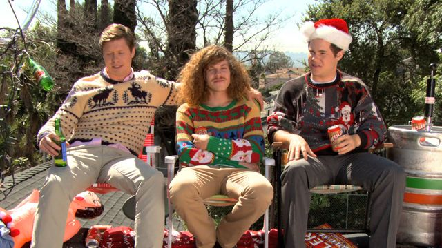 Half-Christmas Barbeque - Workaholics | Comedy Central