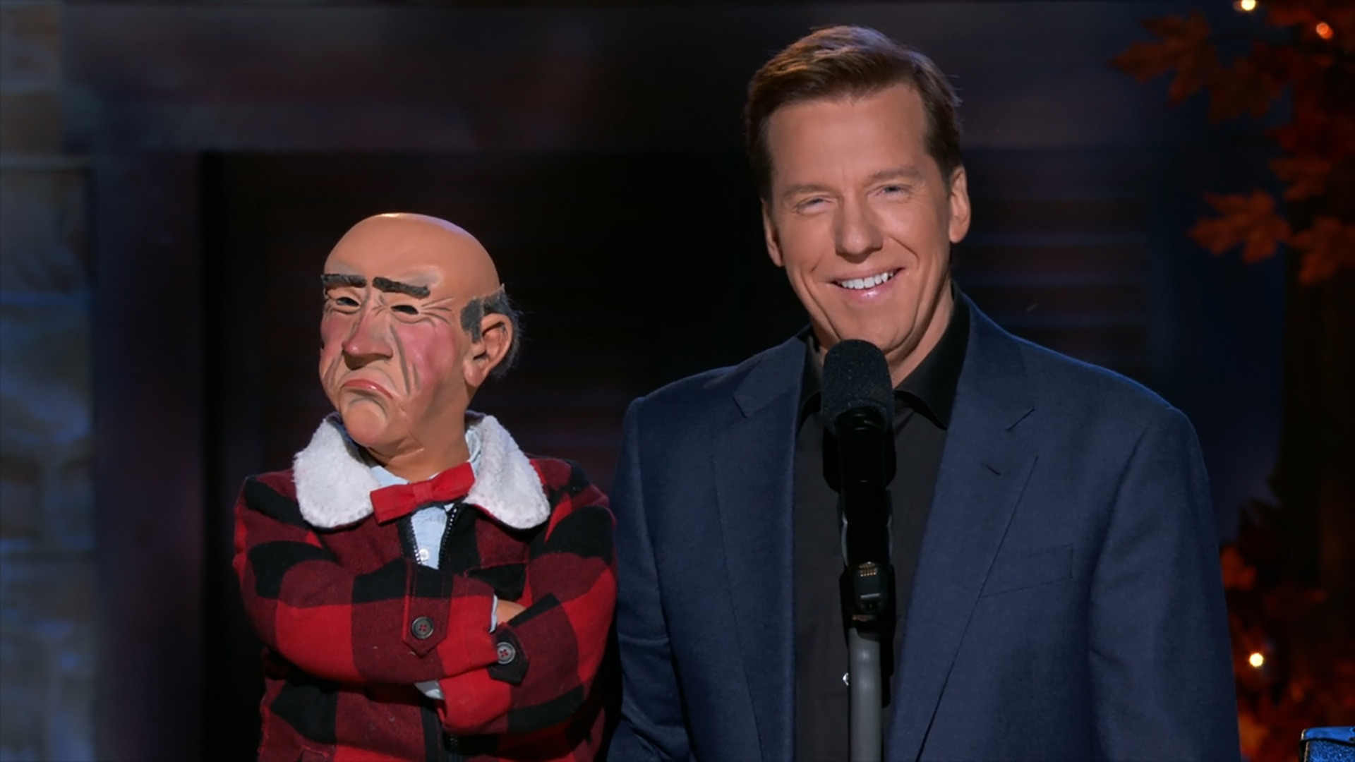 Jeff Dunham's Last-Minute Pandemic Holiday Special