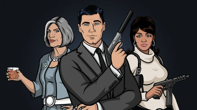 archer series comedy central official site cc com