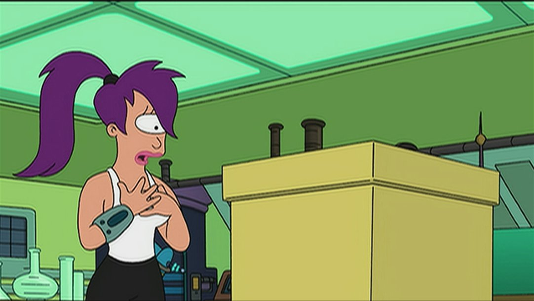 Image result for futurama the farnsworth parabox