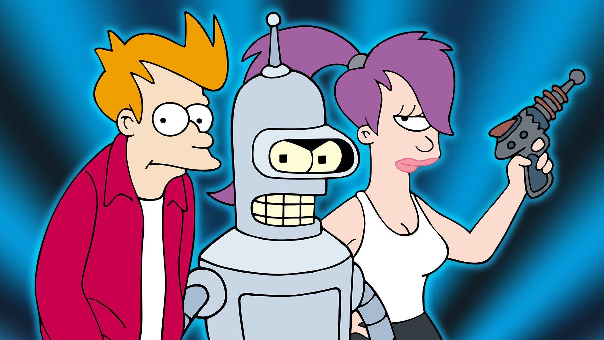 скачать Futurama торрент - фото 2