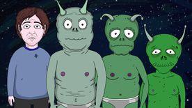 Jeff Some Aliens Episode Guide Comedy Central Official Site Cc Com