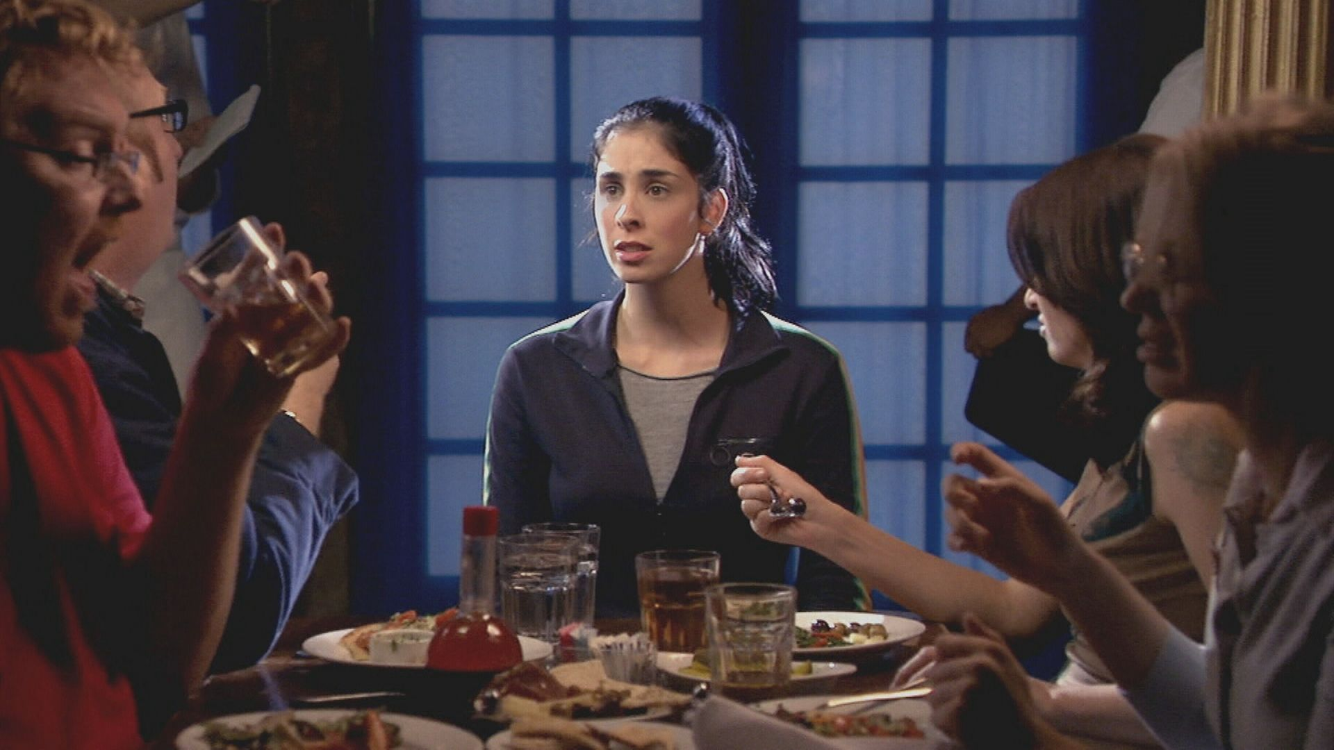 The Sarah Silverman Program Season  Batteries Full Episode Comedy Central