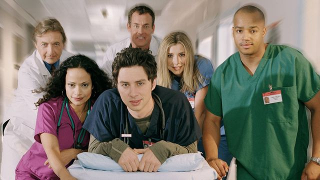 Scrubs - Series | Comedy Central Official Site | CC.com