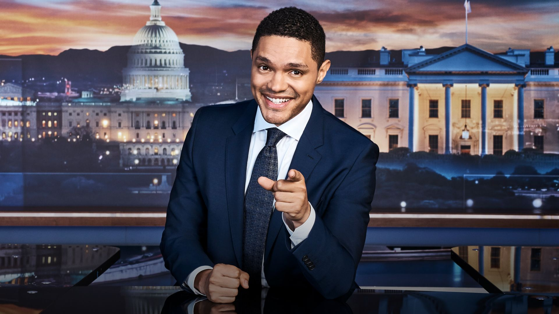 The Daily Show with Trevor Noah on FREECABLE TV