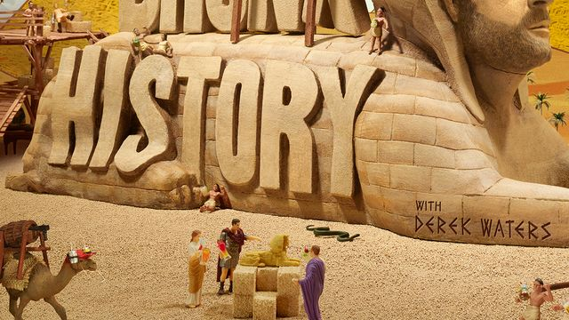 Drunk History - Series | Comedy Central Official Site | CC com