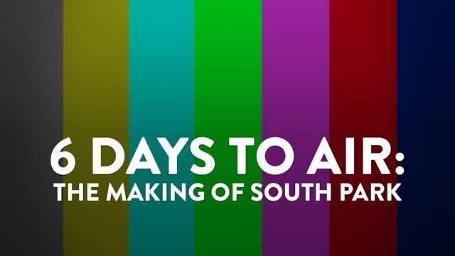 6 Days to Air: The Making of S...