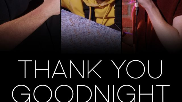 Thank You Goodnight Series Comedy Central Official
