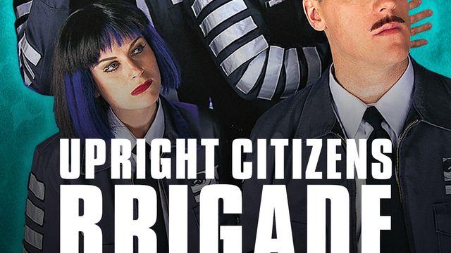 Upright Citizens Brigade Series Comedy Central
