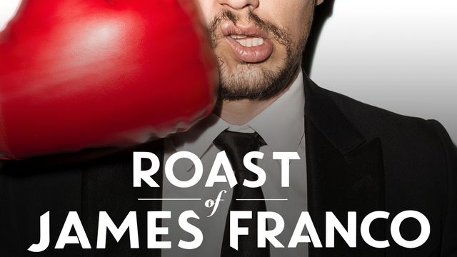 Roast of James Franco - Series | Comedy Central Official ...
