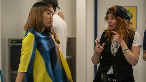 PRESS – Awkwafina is Nora From...