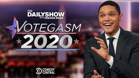 The Daily Show Episodes 2020.Press Votegasm 2020 Coverage Continues On The Daily Show